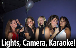 Edge Karaoke DJ and Karaoke Machine rentals in Tulsa you can add karaoke to any event disc jockey package